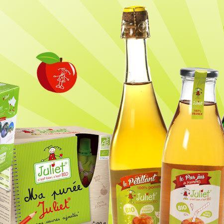 Juliet<sup>®</sup> présente au salon de l'agriculture du 22/02 au 01/03