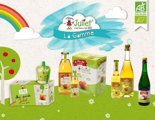 Les produits Juliet<sup>®</sup>