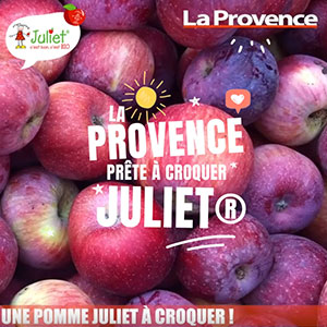 La Provence parle de Juliet®
