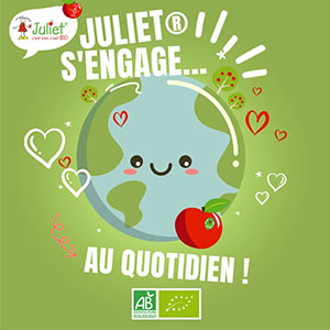 Pomme Juliet® s'engage