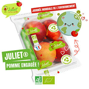 Et si Juliet® vous parle de ses engagements pour l'environnement ?
