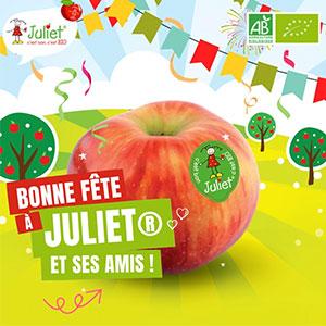 Les amis de Juliet® font la fête !