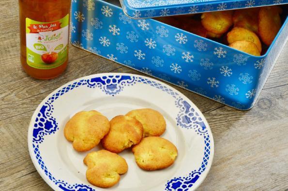 Cookies aux pommes Juliet®