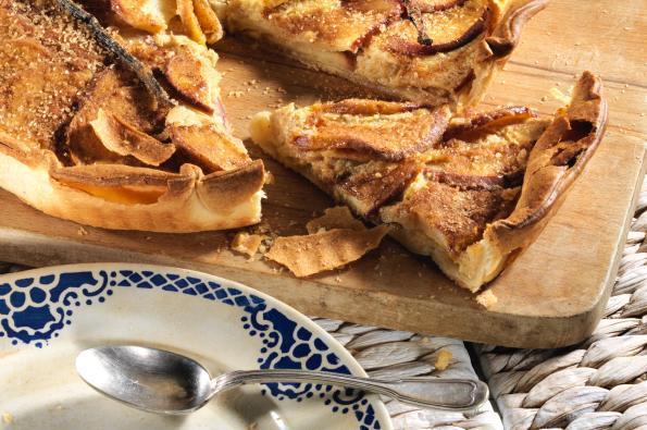 Tarte Alsacienne Pomme Juliet® & Cannelle