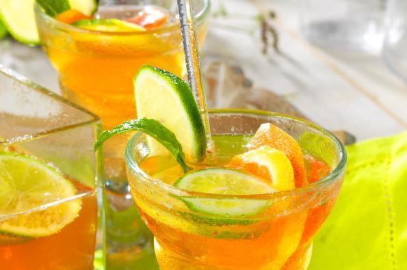 Cocktail pétillant Juliet® aux 3 agrumes