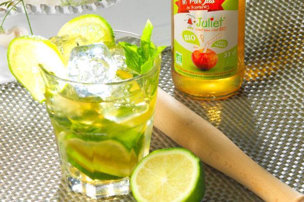 Mojito Pommes Juliet® (sans alcool)