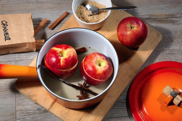 Pommes Juliet® à l'étouffée